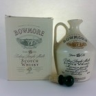 Bowmore 15 Year Old Glasgow Garden Fesival Decanter 75cl