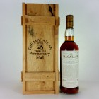 Macallan  25 year old 1972 Anniversary Malt