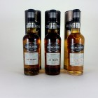 Glengoyne 15 Year Old & 2 Glengoyne 18 Year Old 20cl