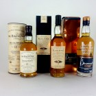 Benromach 10 Year old, Balvenie & Blair Athol 12 Year Old 3 X 20cl