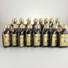 King George IV Mini  Bottle 2.1/2 FL OZ x 16