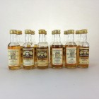 Assorted Minis 12 X 5cl Connoisseurs Choice including Glenlochy