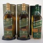 Johnnie Walker 15 Year Old Pure Malt X 3 - 20cl