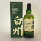 Hakushu 12 Year Old Bottle 2