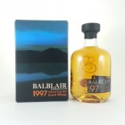 Balblair 1997 - 1st Release