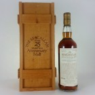 Macallan over 25 year old Anniversary Malt 1971